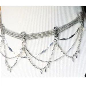 🔗🕸American Eagle chain choker🕸🔗